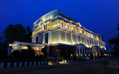 Experience the Glory of Bhubaneswar – Mayfair Convention Bhubaneswar