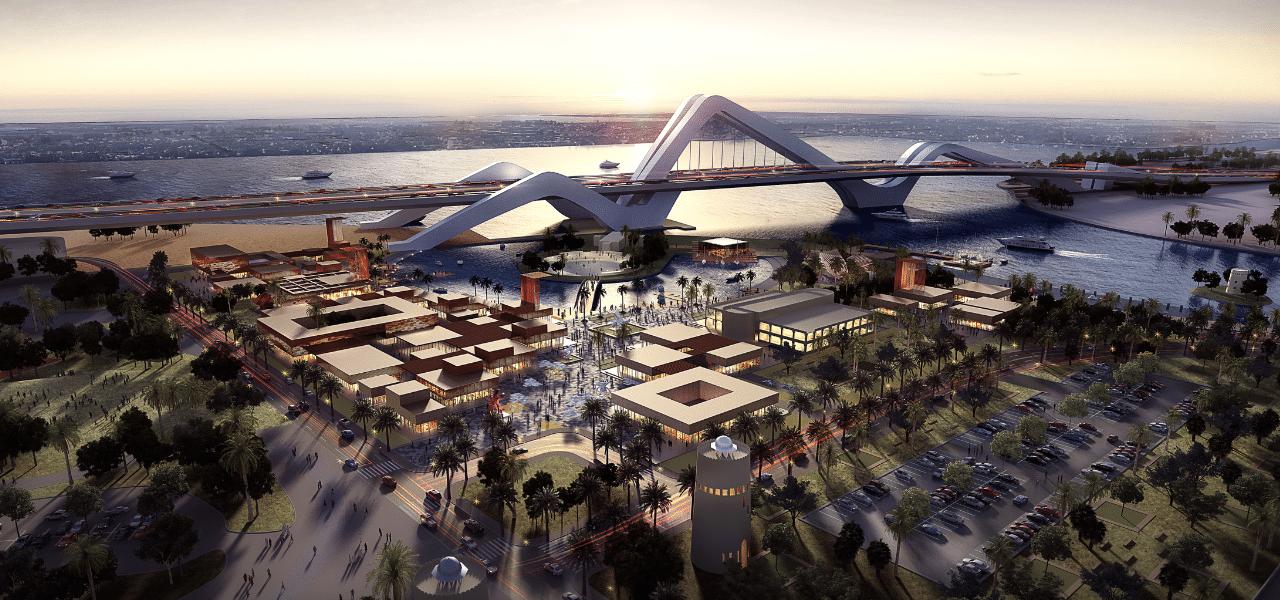 Vision plan Abu Dhabi - Citygate