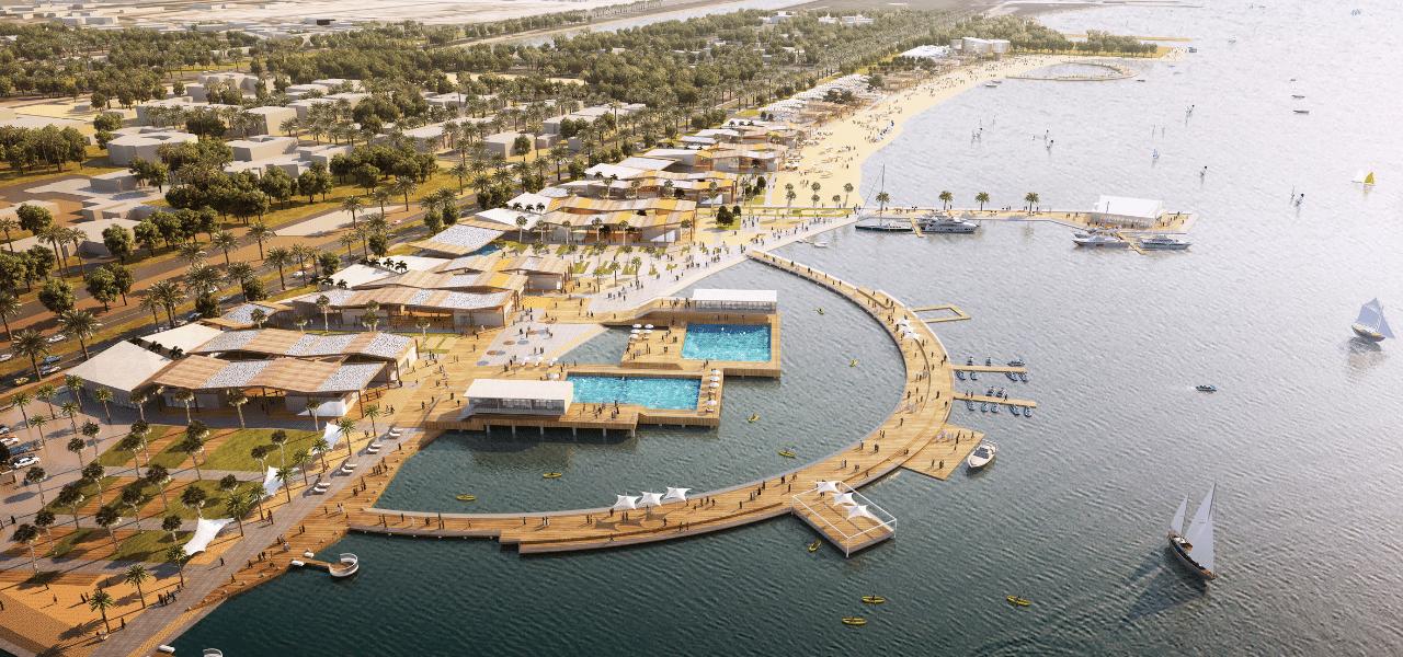 Vision plan Abu Dhabi – Al-bateen