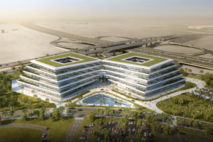 COMMERCIAL PROJECT IN CAIRO, EGYPT